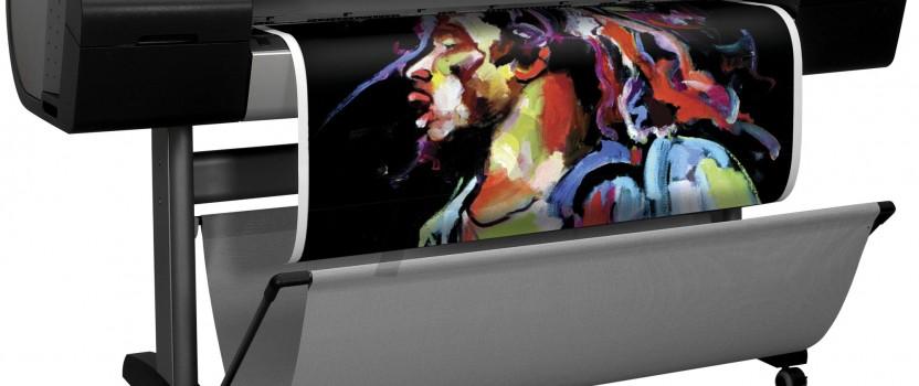 HP Designjet Z3200 Impresión Fotográfica