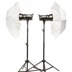 Kit Fotográfico Iluminación en Estudio (Iniciación-1)