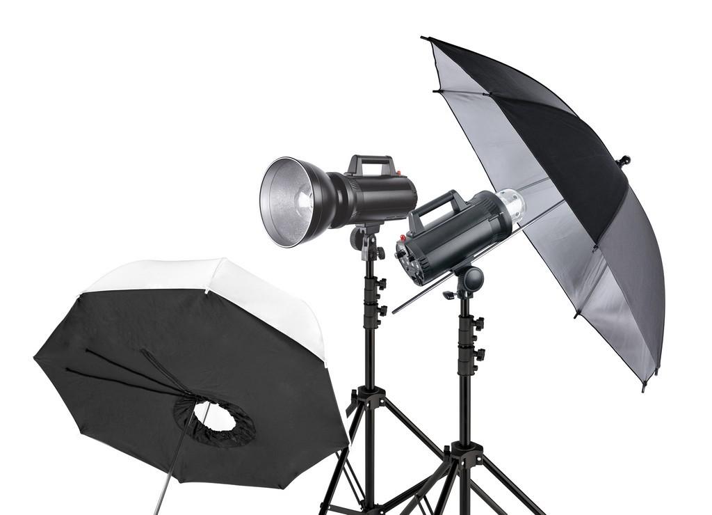 Kit Fotográfico Iluminación en Estudio